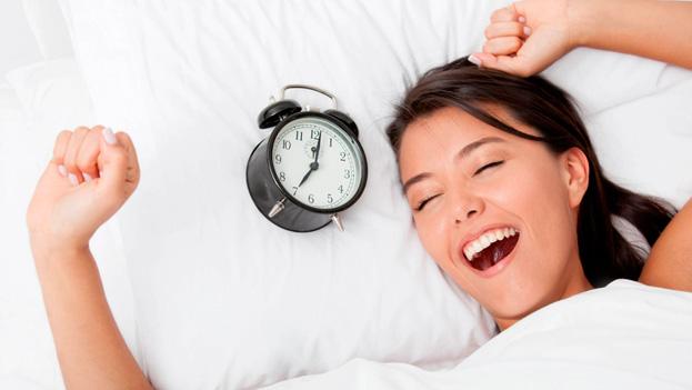 Бросивший курить высыпается и утром встает с хорошим настроением