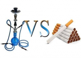 Что вреднее: кальян или сигареты | Насколько вреден кальян по сравнению с сигаретами | Чем кальян хуже сигарет: сравнение