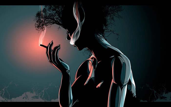 Начинают курить все по разным причинам