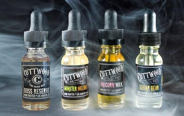 Никотин и другие добавки в жидкостях для электронных сигарет