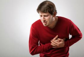 Сердце курильщика и здорового человека